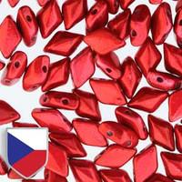 Gem Duo - Metalust Lipstick Red CS