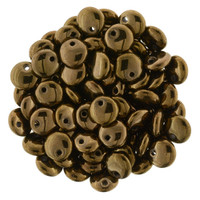 6mm Lentil - Dark Bronze