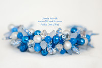 Polka Dot Skies Necklace Kit
