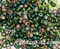 Nature Lovers - Sz 8 Seed Bead Mix