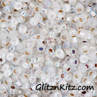 Winter Wonderland - Sz 8 Seed Bead Mix
