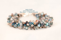 7 Strand Bracelet Kit with Crystals