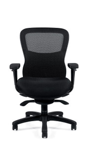 OTG11668B Ergonomic Mesh Work or Executive Chair