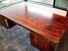 Used Richard Schultz Rosewood Desk