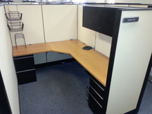 16 Knoll Dividends 5-1/2' x 7' Cubicles