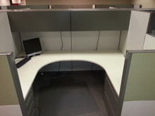 18 STEELCASE ANSWER 6X8 CUBICLES