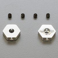 ARC Hex Wheel Hub Offset -0.75mm Alu (2 pcs)