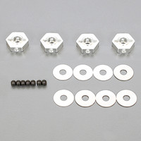 ARC Hex Wheel Hub Offset -0.75mm Set with Shims