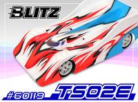 BLITZ TS02E (200mm) (1.0mm) Standard