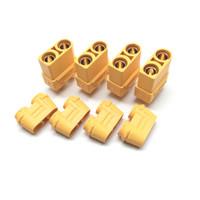 Maclan XT90 connectors (4 Female)