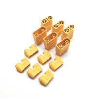 Maclan XT90 connectors (3 Female + 3 Male)