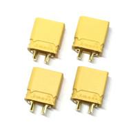 Maclan XT30U connectors (4 Male)