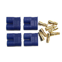 Maclan EC3 Connectors (4 Male)