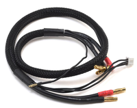 Maclan Max Current 2S Charge Cable with 4mm/5mm Bullet Connectors