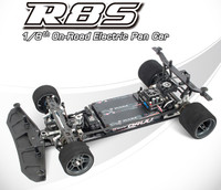 ARC R8S 1/8th Electric Power Stock Class Pan Car