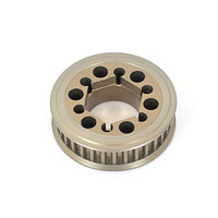 ARC 34T Pulley-Alu