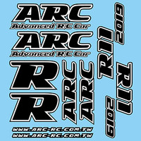 ARC R11 2019 Decal