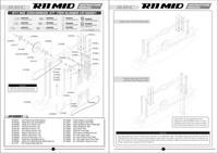 ARC R11 MID Conversion Kit