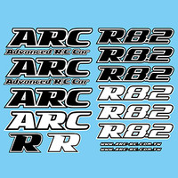 ARC R8.2 Decal