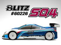BLITZ SQ4 1/10th 190mm Touring Car Body-shell
