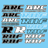 ARC R11F Decal