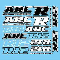 ARC R12 Decal