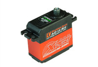 "Xpert RC SI-2201 Standard Aluminum Case ""Super Speed"" Brushless Servo"