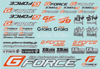 G-Force decal