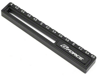 G-Force Precise Chassis Droop Gauge 4.0 to 6.6mm