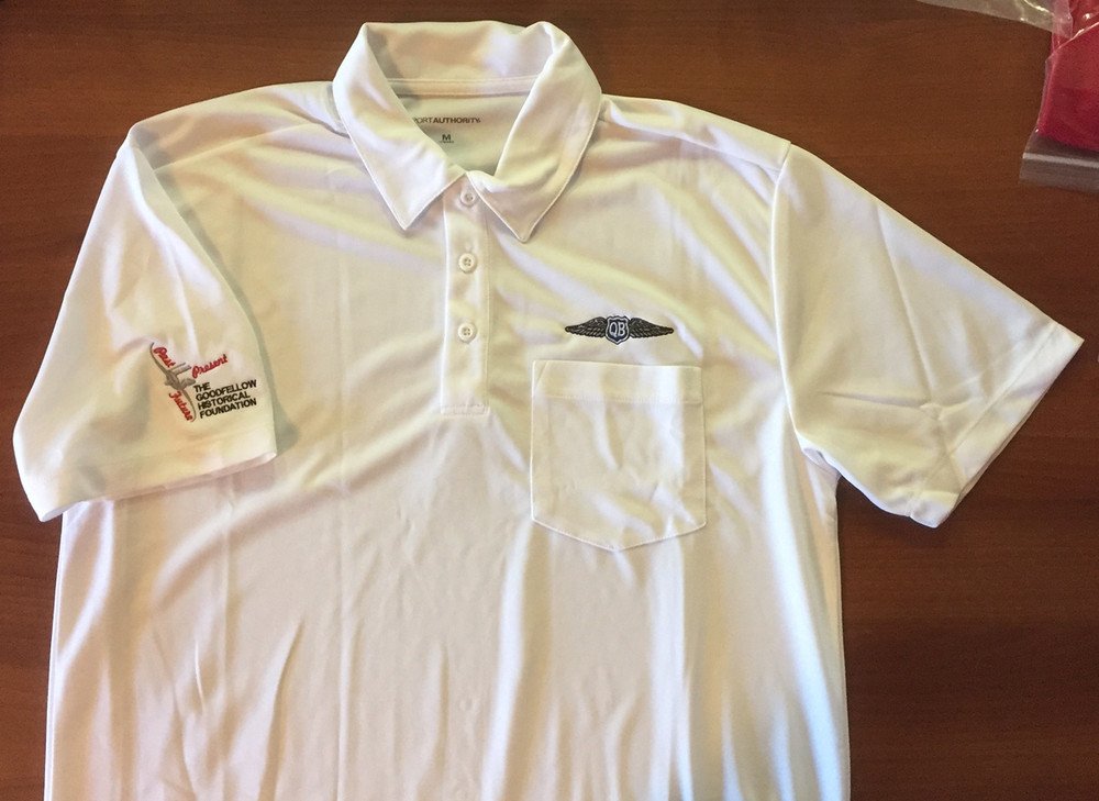 Polyester Polo Shirt Without Pocket White Large L The