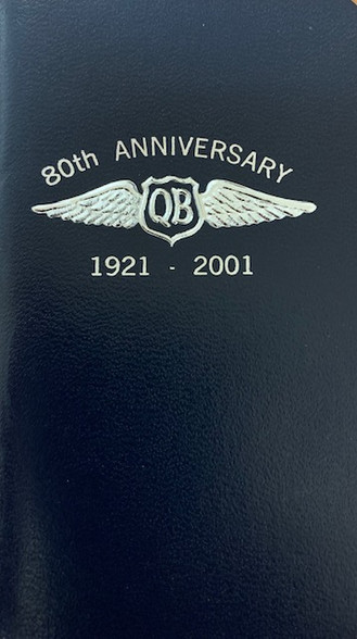 80th Anniversary Code Book