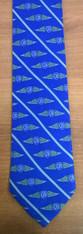 Tie Blue Front