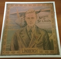 Sample of Lindbergh Tapestry print