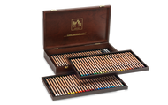 CARAN d'ACHE 80 LUMINANCE 6901® Wooden box