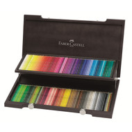 Faber Castell Albrecht Durer Watercolour Pencil Set - Wooden Box of 120