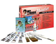 Bob Ross Master Painting Set (BOX DESIGN MAY VARY)