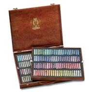 Schmincke Soft Pastel Set - Wooden Box of 200