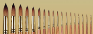 Pro Arte Prolene Plus Round Brushes For Watercolour