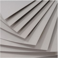 """Daler Rowney Grey Backing Boards 2.5MM-32x22""""-Pack of 10"""
