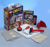 ESSDEE LINO CUTTING & PRINTING KIT by Daler-Rowney