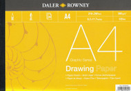 Daler Rowney Graphic Series Drawing Paper A4 PAD