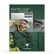 Clairefontaine Pastelmat Pads - Green Shades (12 Sheets)