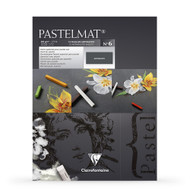 Clairefontaine Pastelmat Pads - Anthracite (12 Sheets)