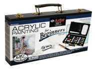 Royal & Langnickel - Acrylic Painting for Beginners Wooden Box