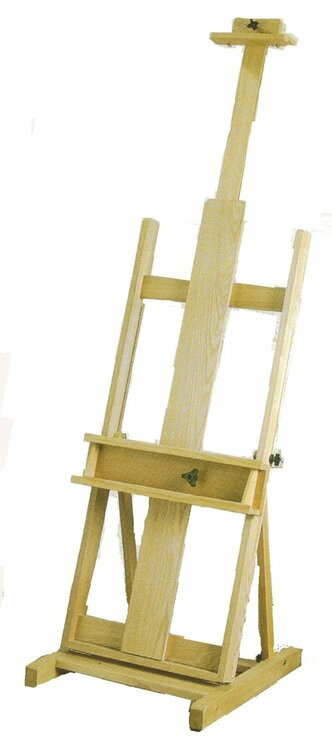 Loxley Stirling Heavy Duty H Frame Easel
