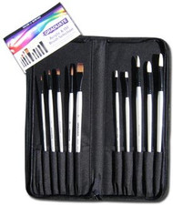 Daler Rowney Graduate Acrylic and Oil Brush Selection