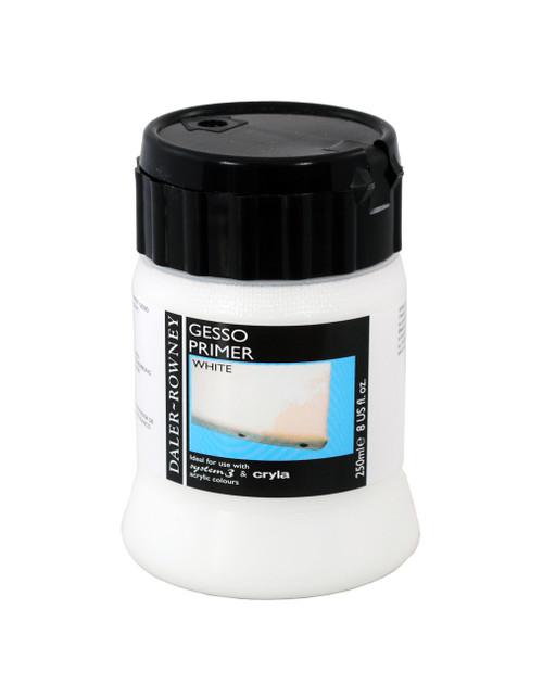 Daler Rowney White Gesso Primer 250ml