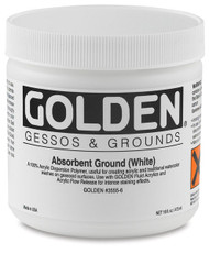 GOLDEN Absorbent Ground (White)