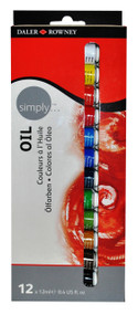 Simply Oil Set 12x12ml