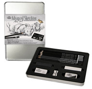 Royal & Langnickel Advanced Sketching Art Set